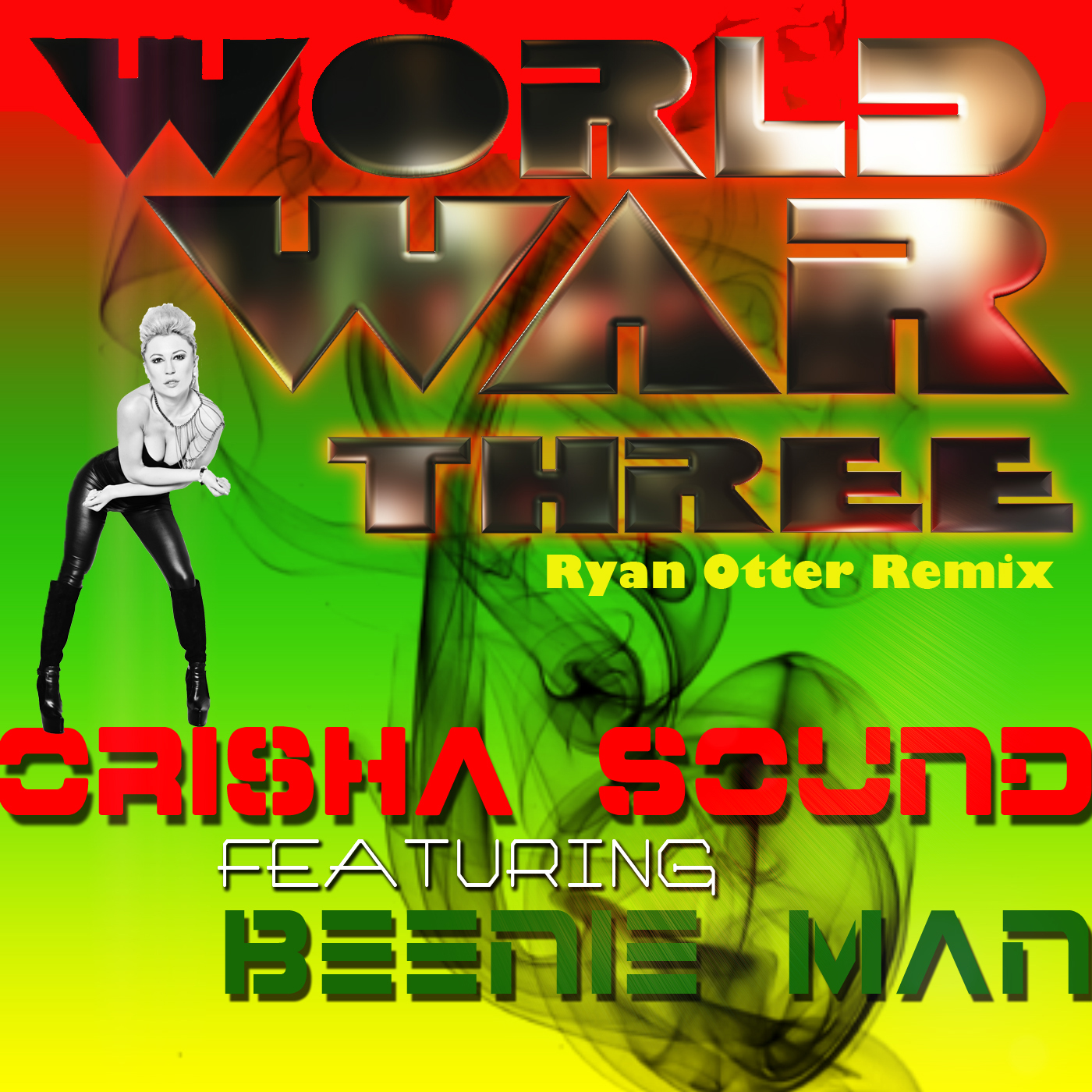 "Beenie Man & Orisha Sound Release the Remix version of their hit ""World War III"""