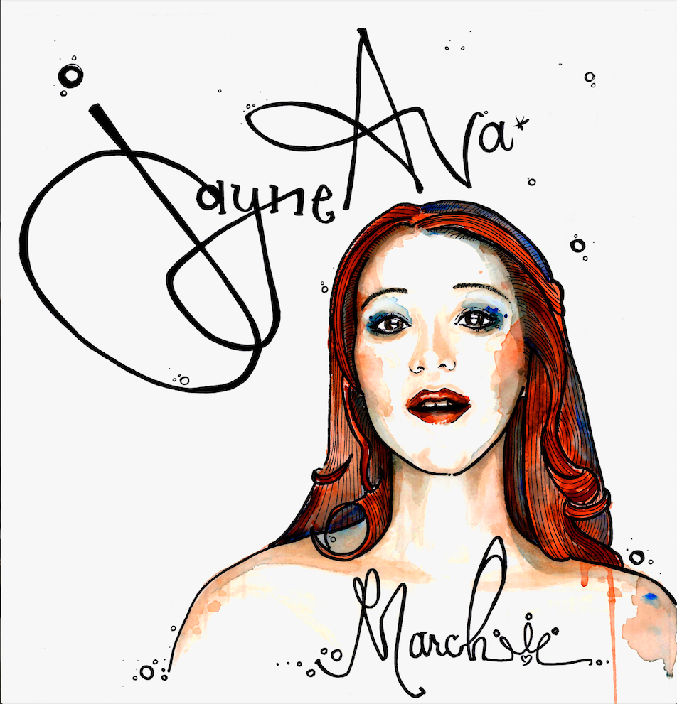 "Jayne Ava Releases New Single, ""March"""