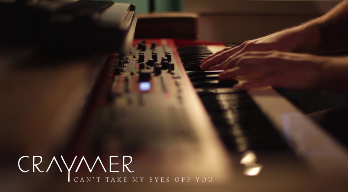"Craymer Releases Cover Video For ""Can't Take My Eyes Off You"""