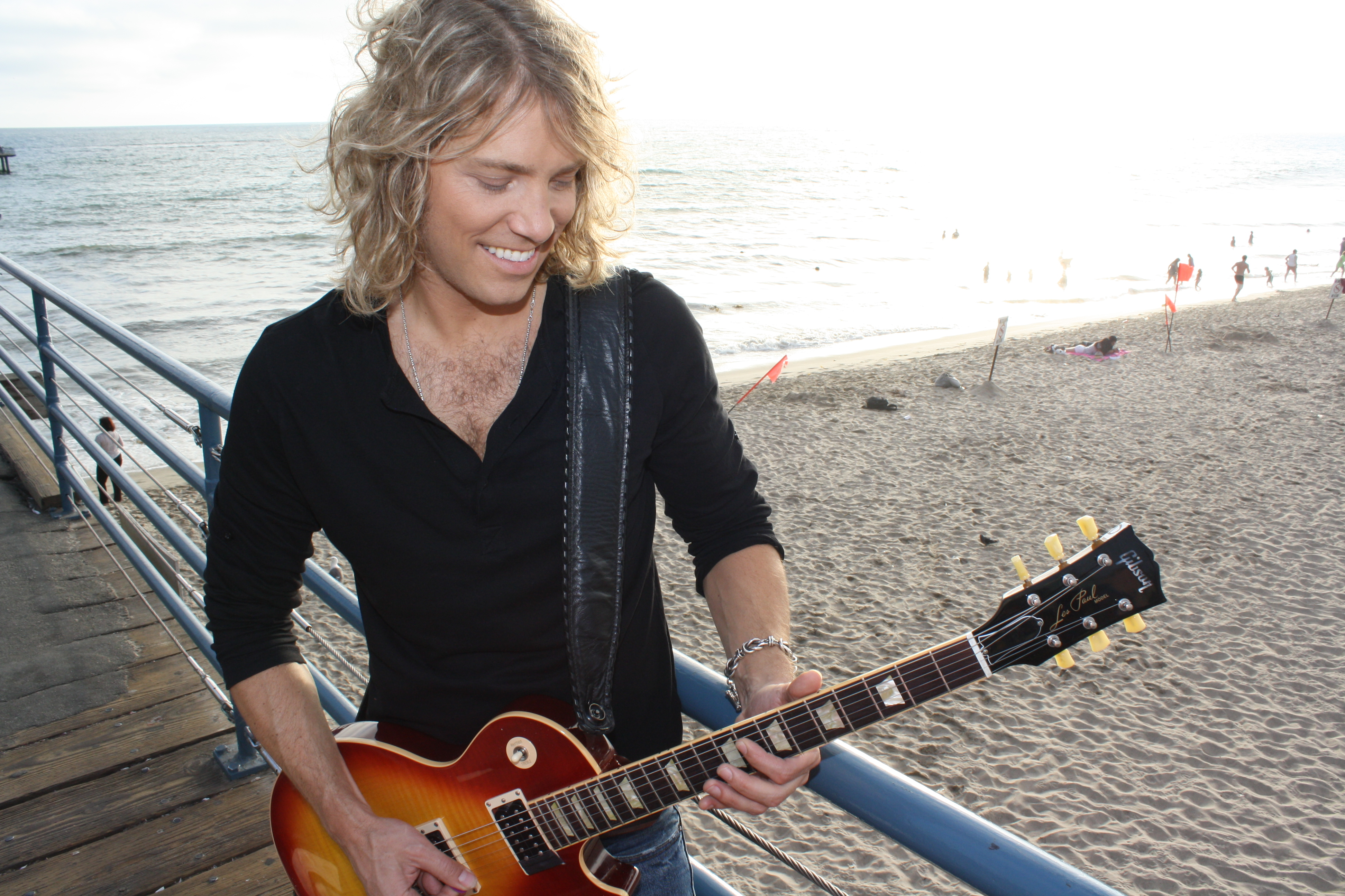 """Guitarist, Ben Mauro Releases New Single """"Take Your Time"""""""