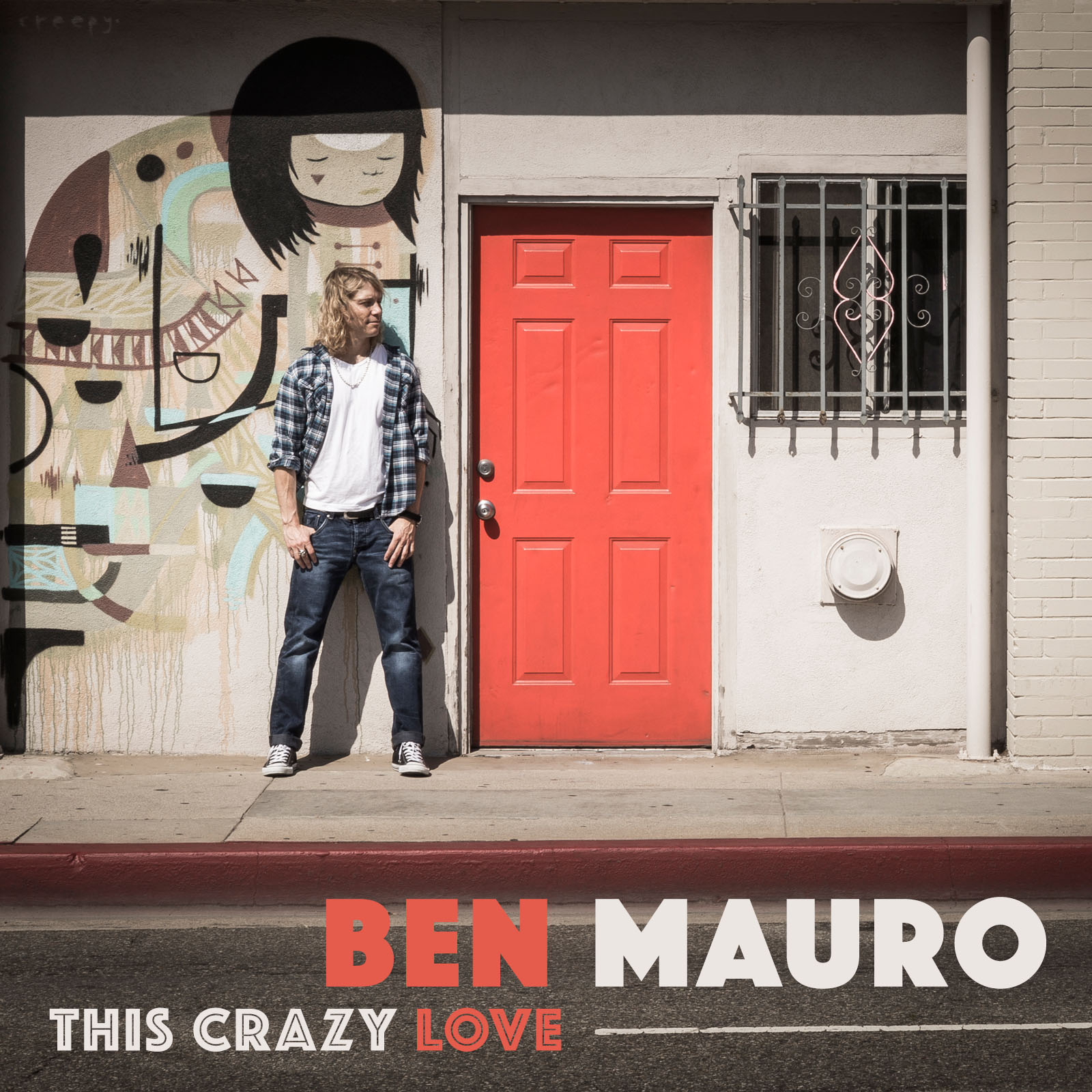 """Ben Mauro Releases New Music Video """"This Crazy Love"""""""