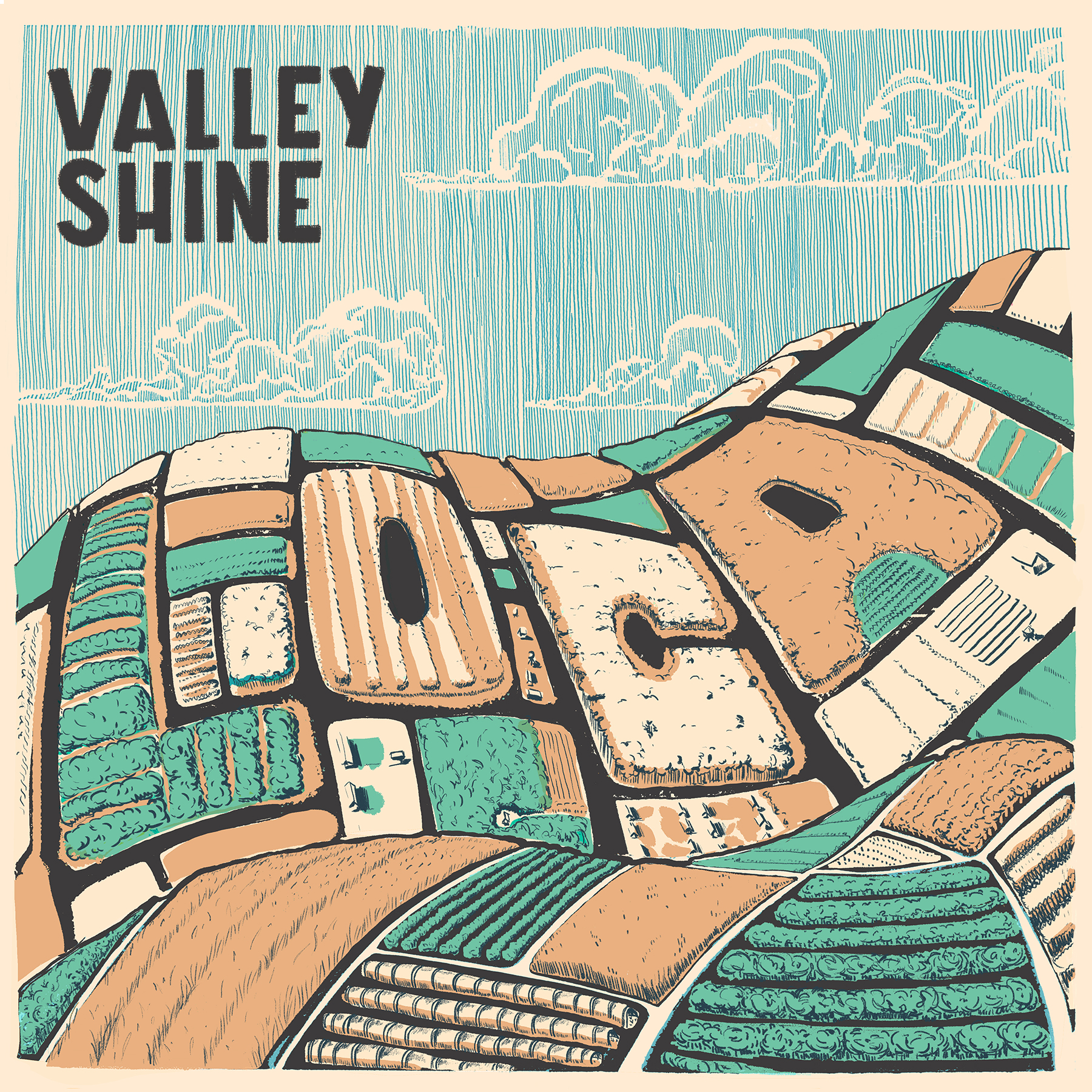 Valley Shine Releases New EP, LOCA