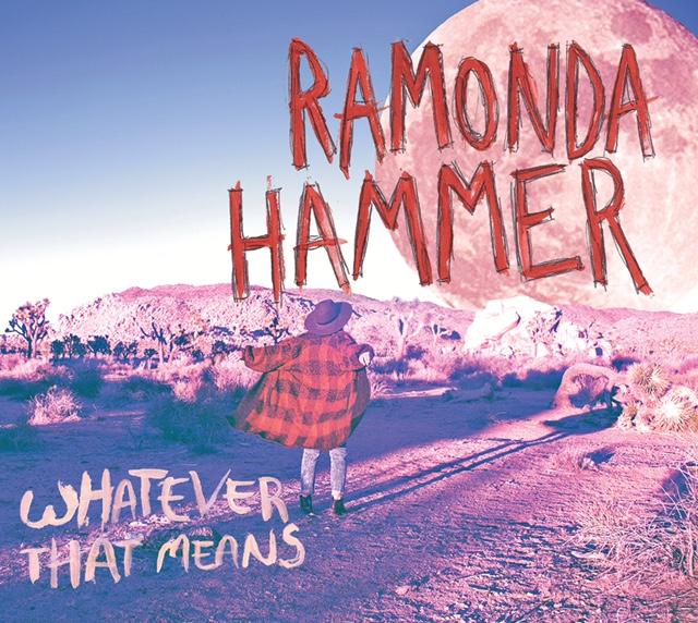 Ramonda Hammer Releases New Album